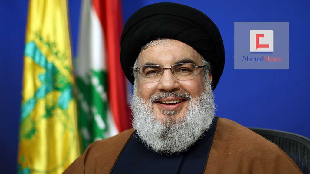 Discours de sayed Nasrallah à l'occasion de la Journée d'Al-Qods vendredi à 17:30