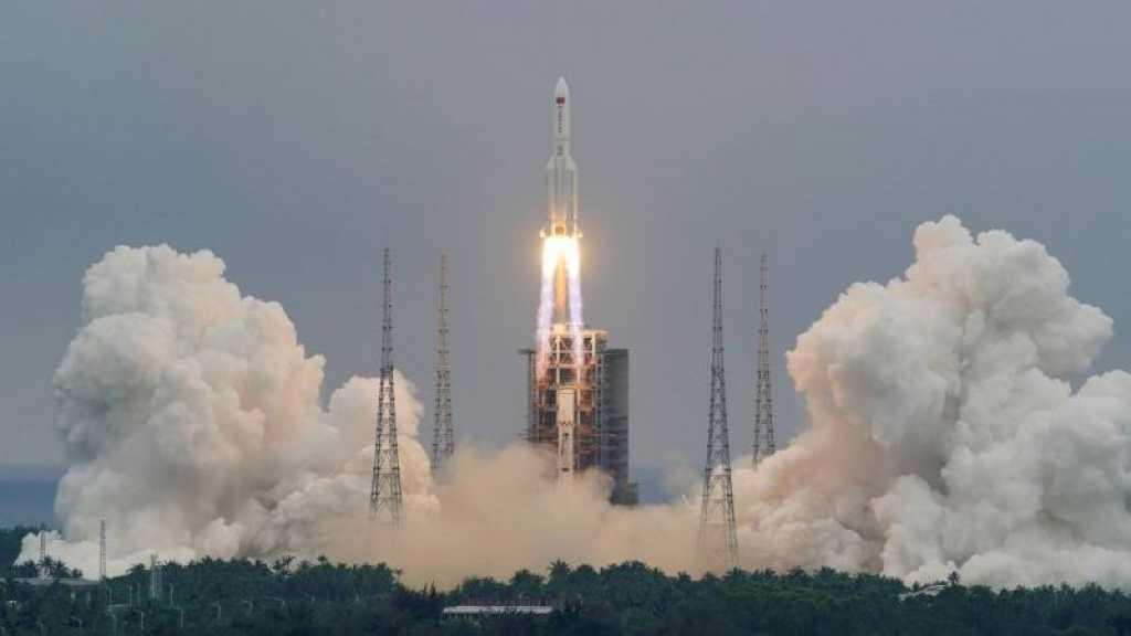 La retombée sur Terre d'une fusée chinoise suivie de près par le Pentagone