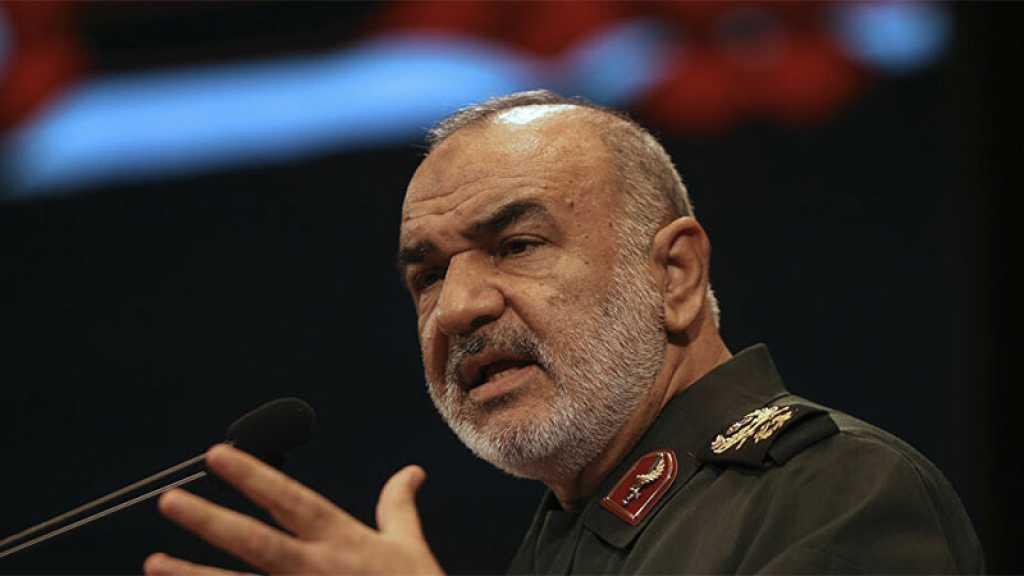 Le chef des Gardiens de la Révolution: Il est aujourd'hui possible de détruire «Israël» en une seule opération