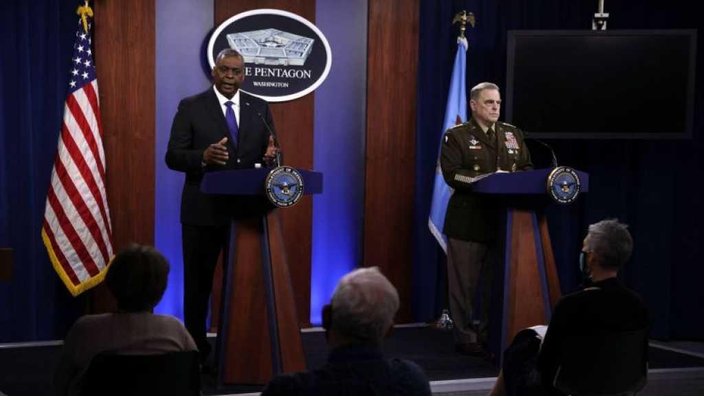 Afghanistan: le retrait américain se déroule «comme prévu»