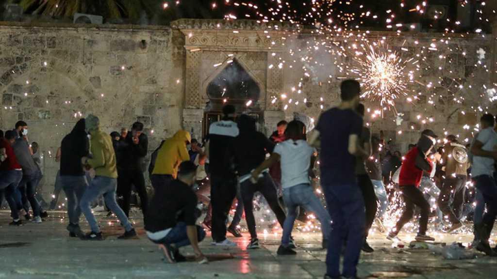 Au moins 169 blessés dans les heurts entre Palestiniens et police israélienne sur l'Esplanade des Mosquées