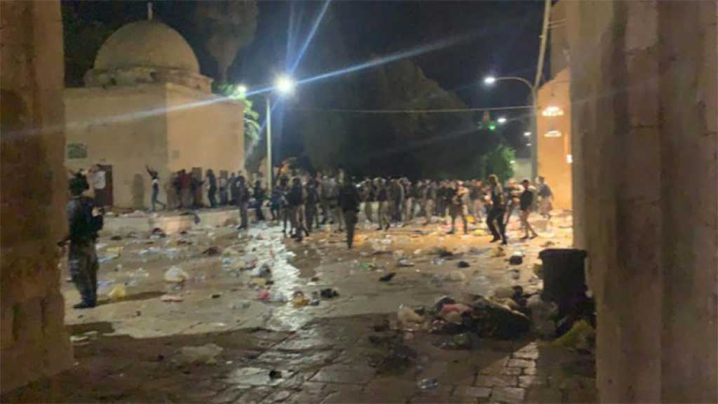 L'Iran exhorte l'ONU à agir pour faire face au crime de guerre israélien à Al-Qods