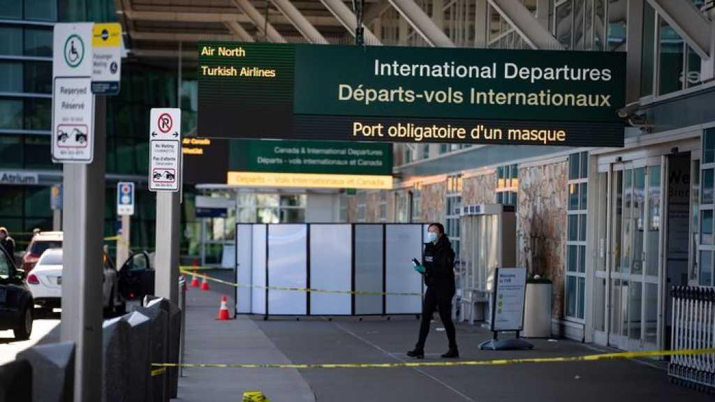 Canada: un homme tué dans une fusillade à l'aéroport de Vancouver