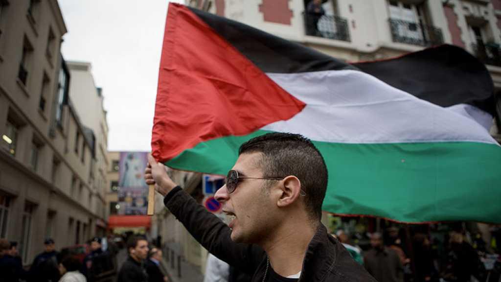 Royaume-Uni: Manifestations en solidarité avec les Palestiniens et la mosquée AlAqsa