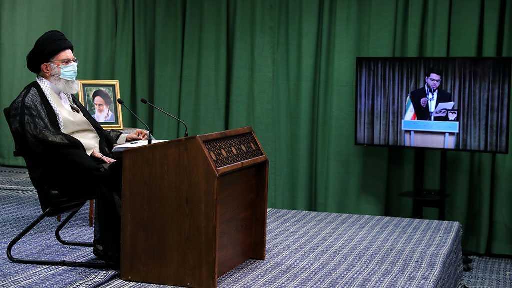 Sayed Khamenei: On ne peut parler aux criminels sionistes qu'avec le langage de la force