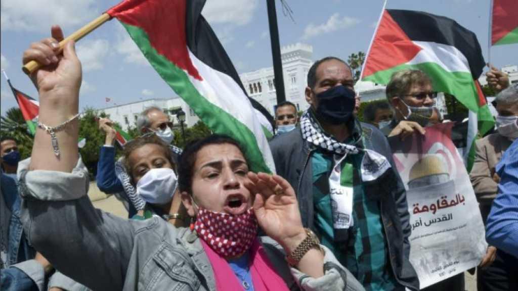 Tunisie: protestation officielle et manifestation contre l'agression israélienne à al-Qods