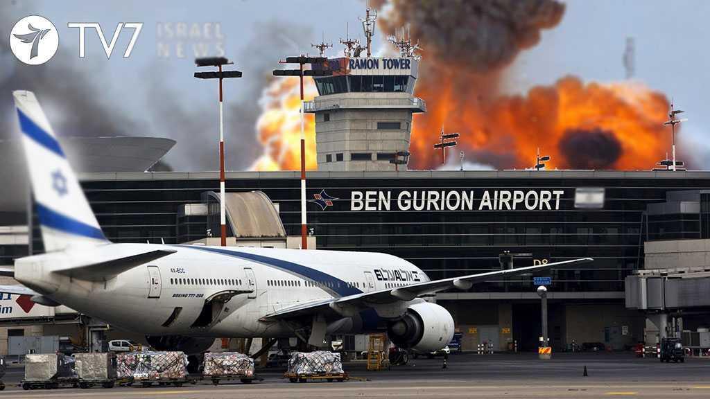Agression israélienne: tous les vols vers l'aéroport de «Tel-Aviv» déroutés, la résistance promet «une bataille de plusieurs mois»