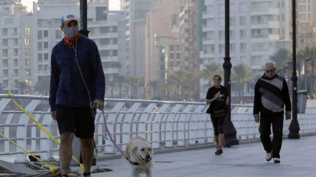 Coronavirus au Liban: 20 morts et 580 cas en 24 heures