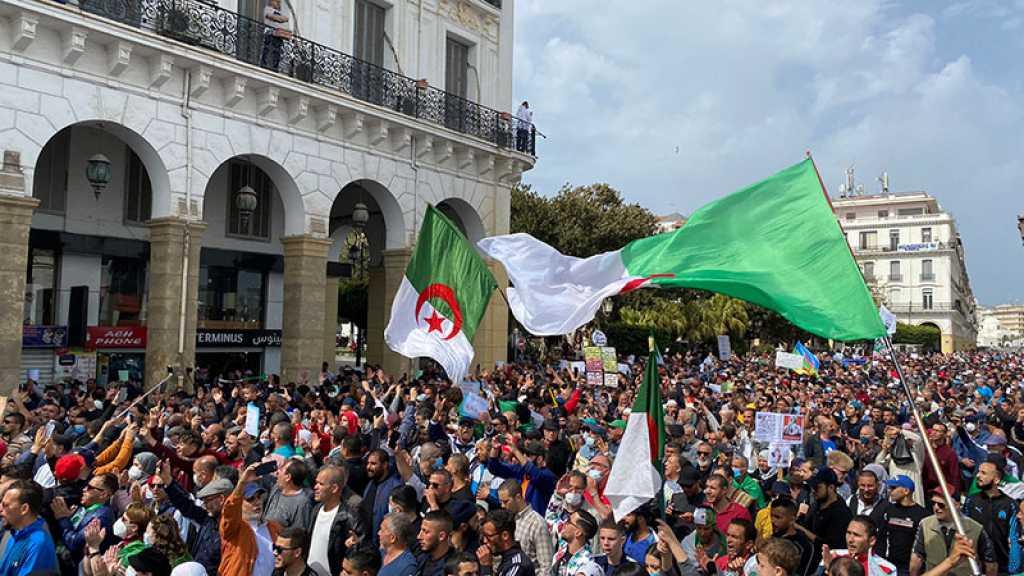 Algérie: Des manifestants condamnés, la répression se durcit