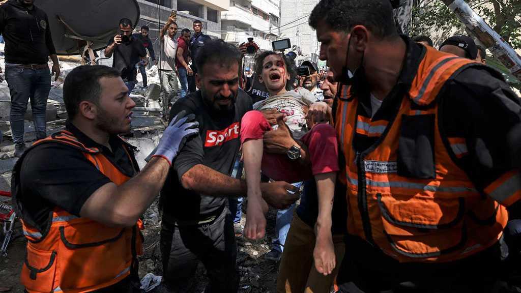 Zarif: Les États-Unis donnent plus de missiles à «Israël» pour tuer plus d'enfants