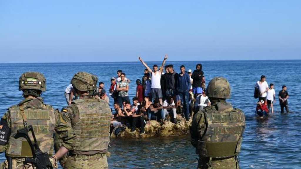 Ceuta: les arrivées de migrants continuent, Bruxelles durcit le ton
