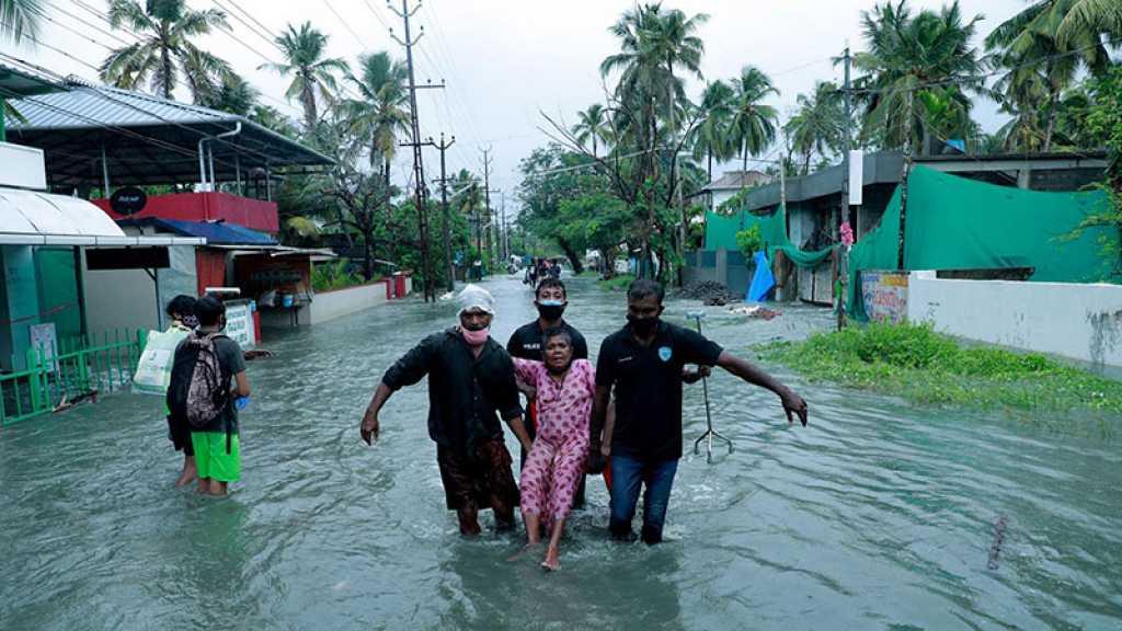 L'Inde menacée par un autre cyclone après Tauktae qui a fait au moins 110 morts