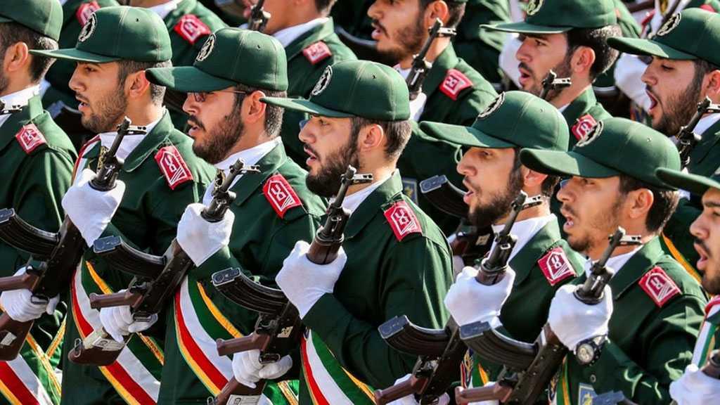 Les gardiens de la Révolution islamique: L'ère d'opprimer les Palestiniens sans défense est terminée