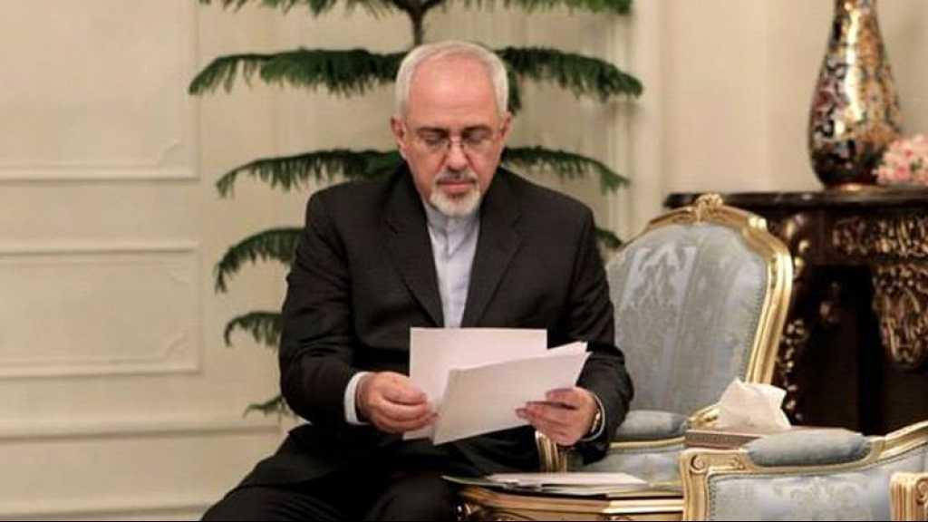 Anniversaire de la libération du Liban-Sud: Zarif félicite Nasrallah