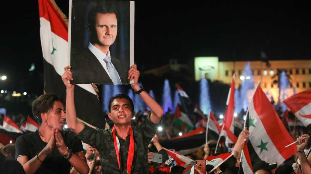 Bachar al-Assad réélu président de la Syrie avec 95,1% des voix