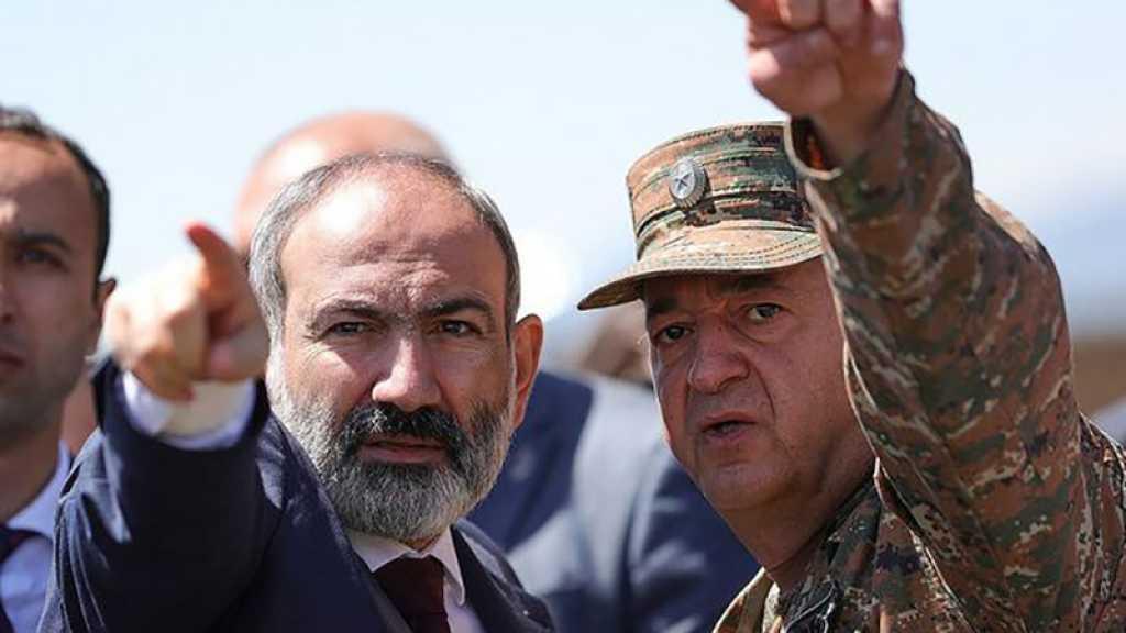Le Premier ministre arménien parle de situation «explosive» avec l'Azerbaïdjan