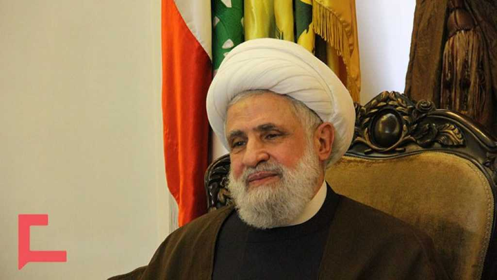 Cheikh Qassem à AlAhed: sayed Nasrallah va bien