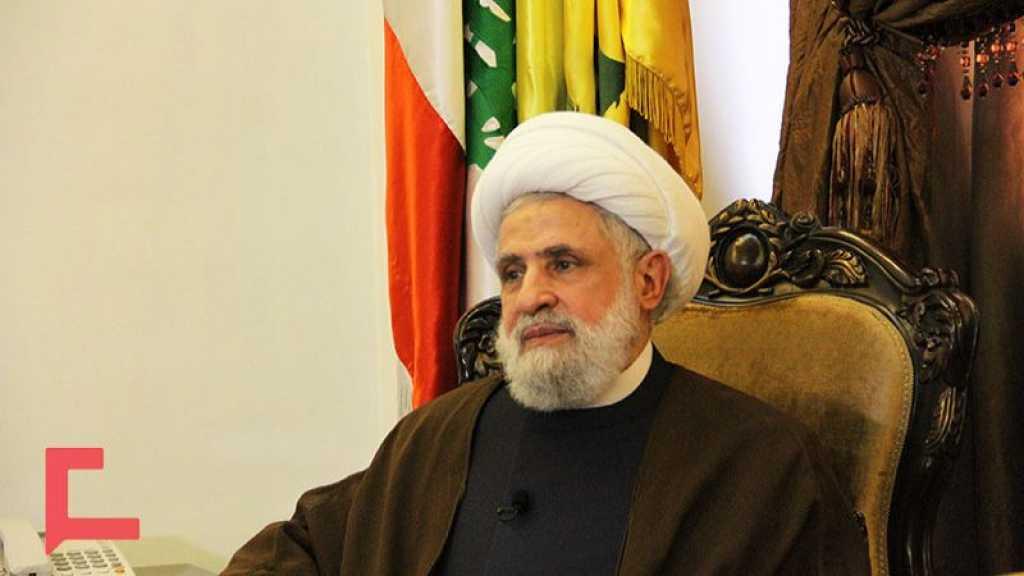 Cheikh Qassem à AlAhed : De prochaines mesures entreprises par le président Nabih Berri pour assurer la formation du gouvernement
