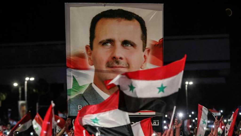 Syrie: la Chine félicite Bachar el-Assad pour sa réélection