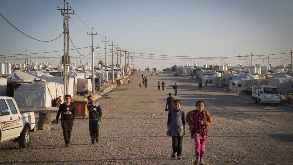 Irak: 350 tentes de déplacés yazidis détruites par le feu