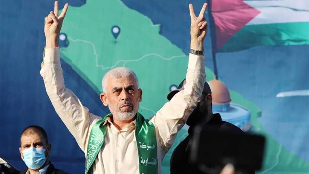 Yahya Sinwar: Nous avons atteint un objectif stratégique, tout le peuple est uni derrière sa résistance