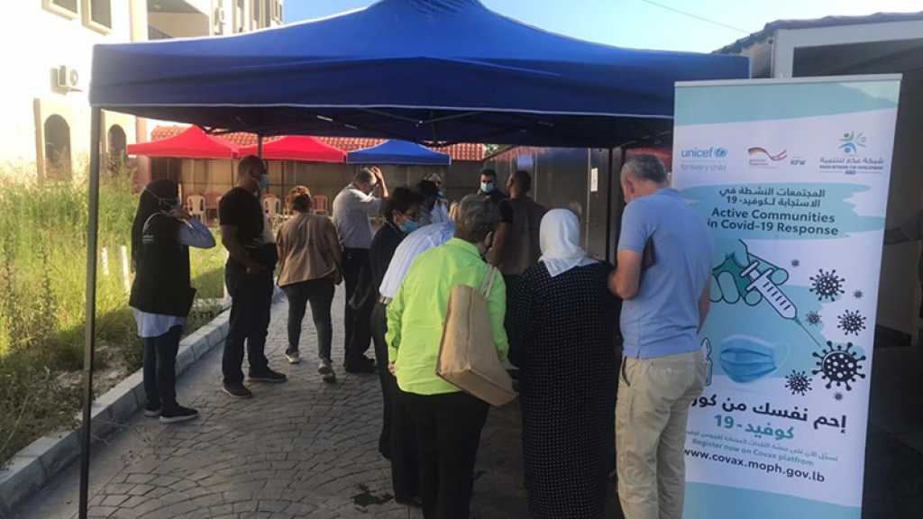 Coronavirus au Liban: 134 cas et 5 décès, le premier marathon «Pfizer» a eu lieu