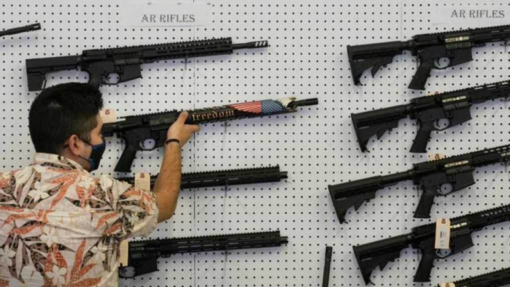 Un juge américain annule l'interdiction des fusils d'assaut en Californie
