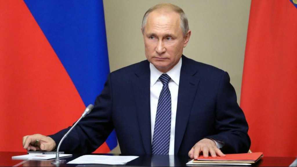 Poutine signe la loi de retrait de la Russie du traité Ciel ouvert
