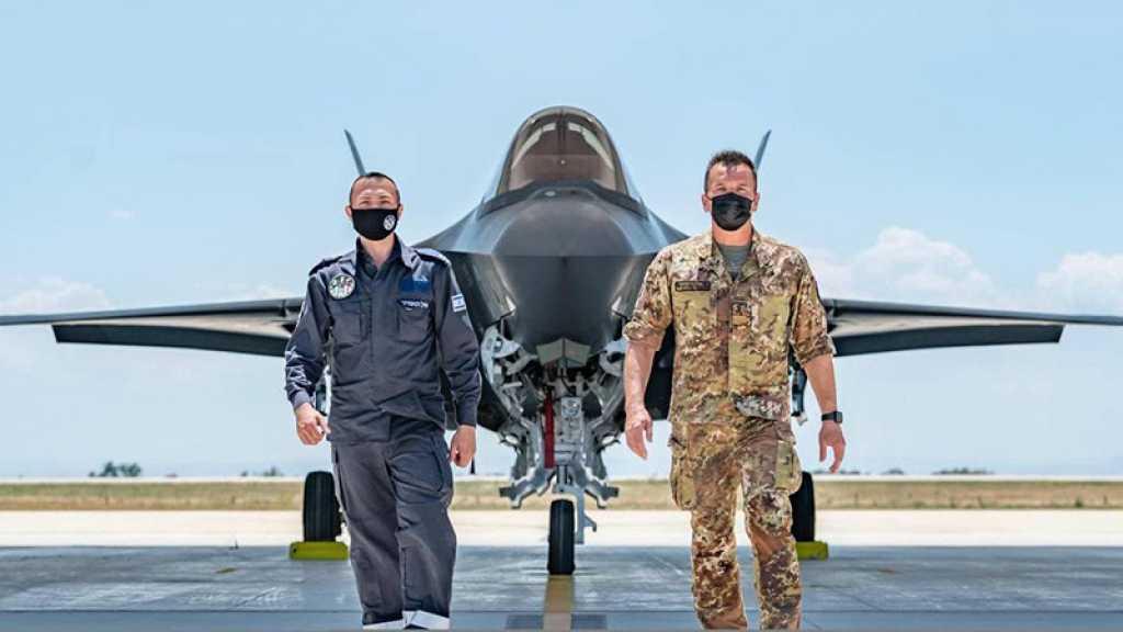 L'armée de l'air israélienne en Italie pour des exercices