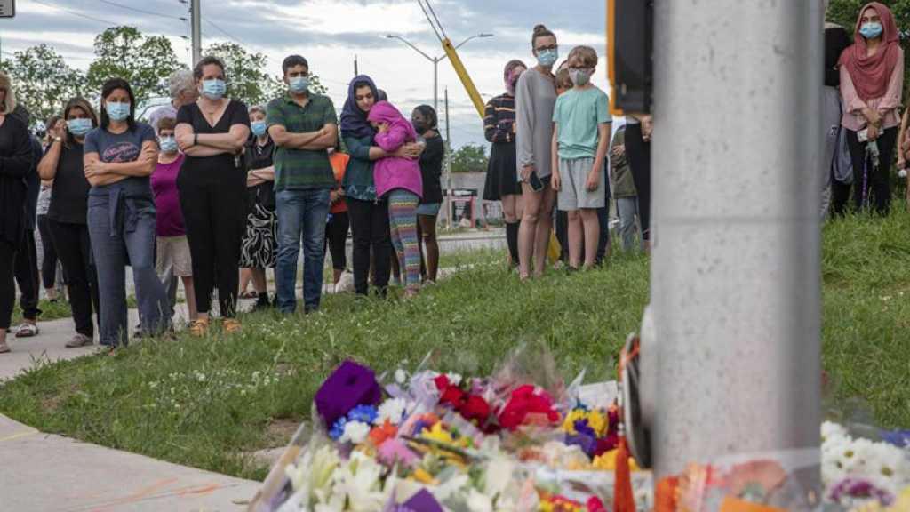Canada: quatre membres d'une famille musulmane tués dans une attaque «préméditée» au pick-up