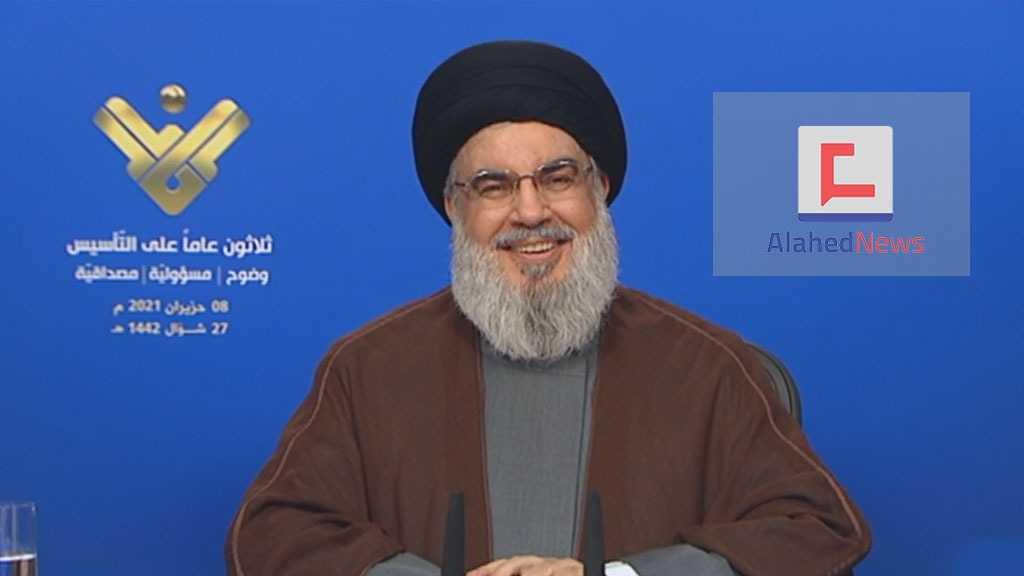 Sayed Nasrallah : Le Hezbollah importera le carburant d'Iran si l'Etat demeure inactif, « et qu'on nous arrête ! »