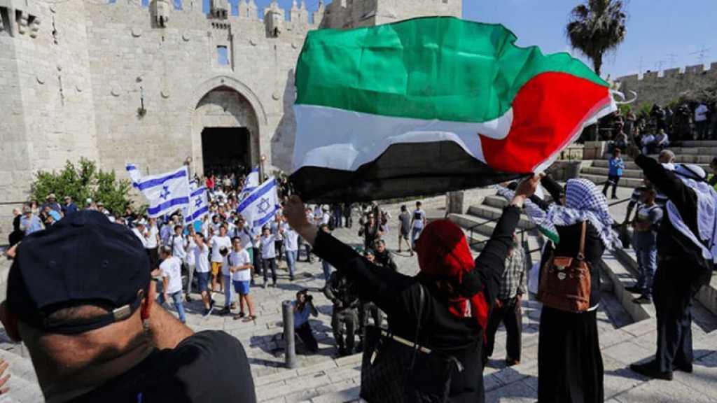 La «Marche des drapeaux» à Al-Qods aura lieu mardi prochain