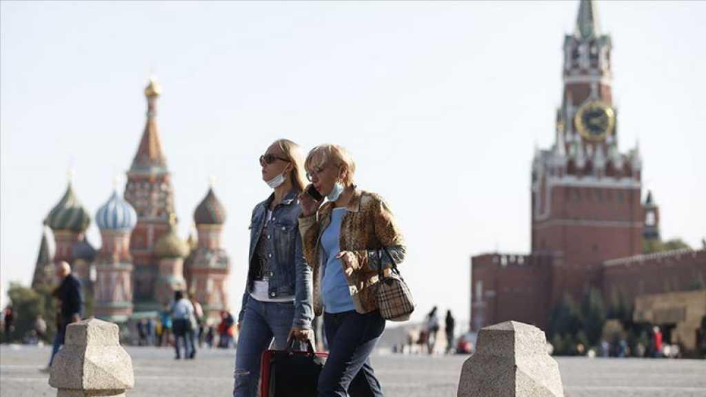 Le Covid au plus haut depuis mars en Russie