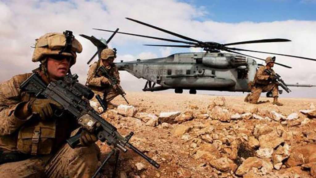 Maroc: l'armée américaine débarque dans le Sahara et déploie des véhicules militaires