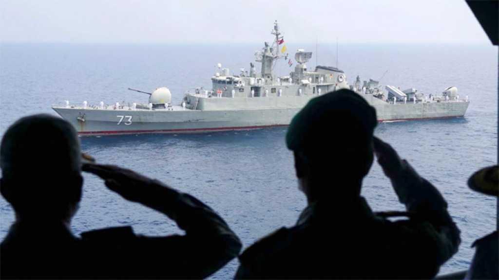 Des navires de guerre iraniens traversent l'Atlantique et se dirigent vers le Venezuela