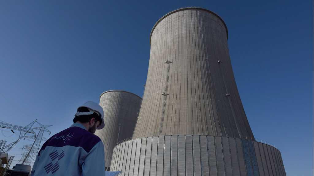 L'Iran construit deux centrales nucléaires en coopération avec la Russie