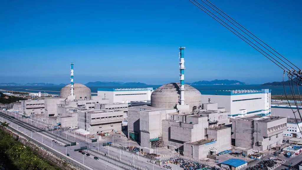 Crainte de fuite radioactive dans la centrale EPR chinoise de Taishan