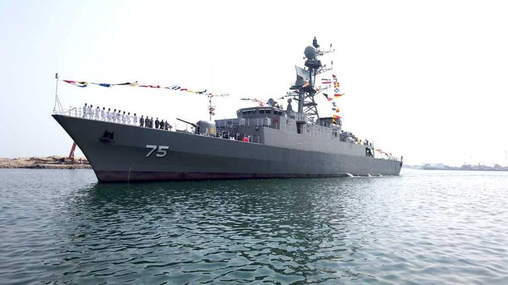 Iran: la Marine d'Iran reçoit deux nouveaux navires de guerre