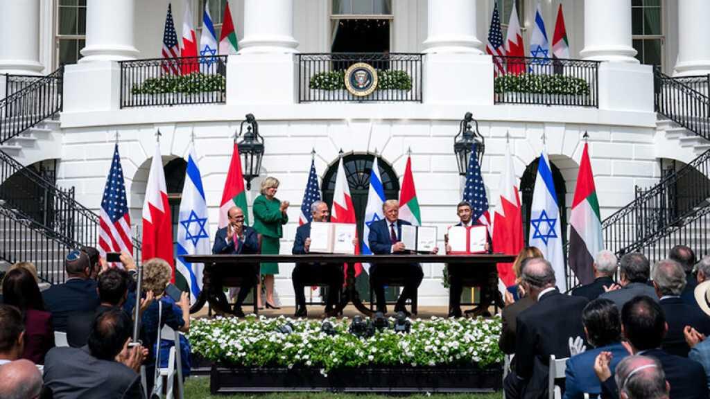 Entretiens en vue d'un sommet entre «Israël», les Etats-Unis et les dirigeants des Etats du Golfe