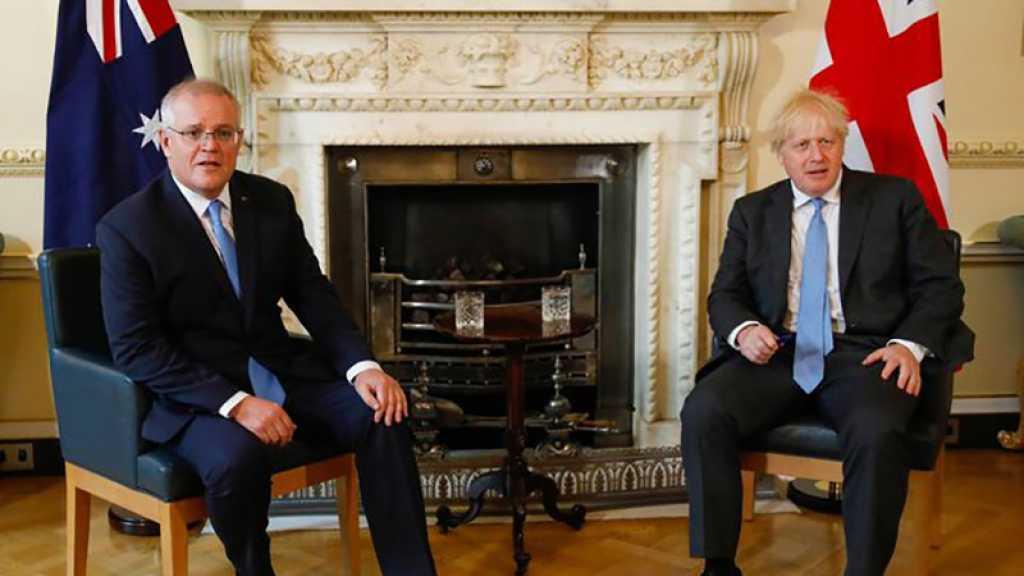 Brexit: le Royaume-Uni a trouvé un accord commercial avec l'Australie