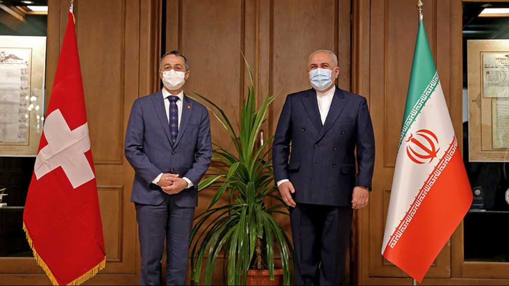 Les USA vont davantage soutenir les livraisons humanitaires suisses en Iran
