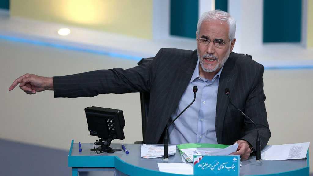 Présidentielle en Iran: deux candidats annoncent leur retrait