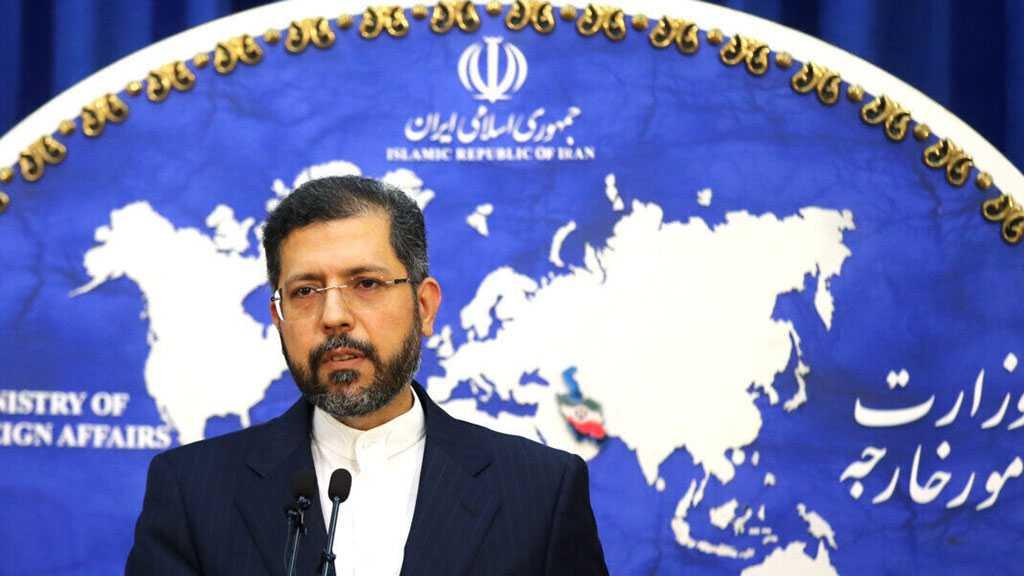 Téhéran: L'OTAN et le G7 ne sont pas dans la position de prêcher à l'Iran le respect de la loi internationale