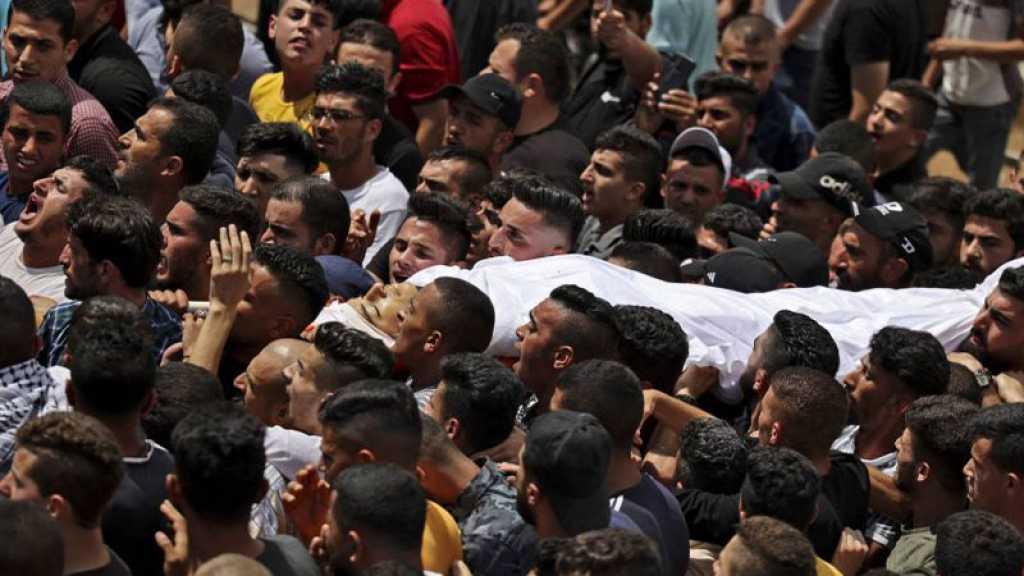Décès d'un adolescent palestinien blessé par l'armée israélienne