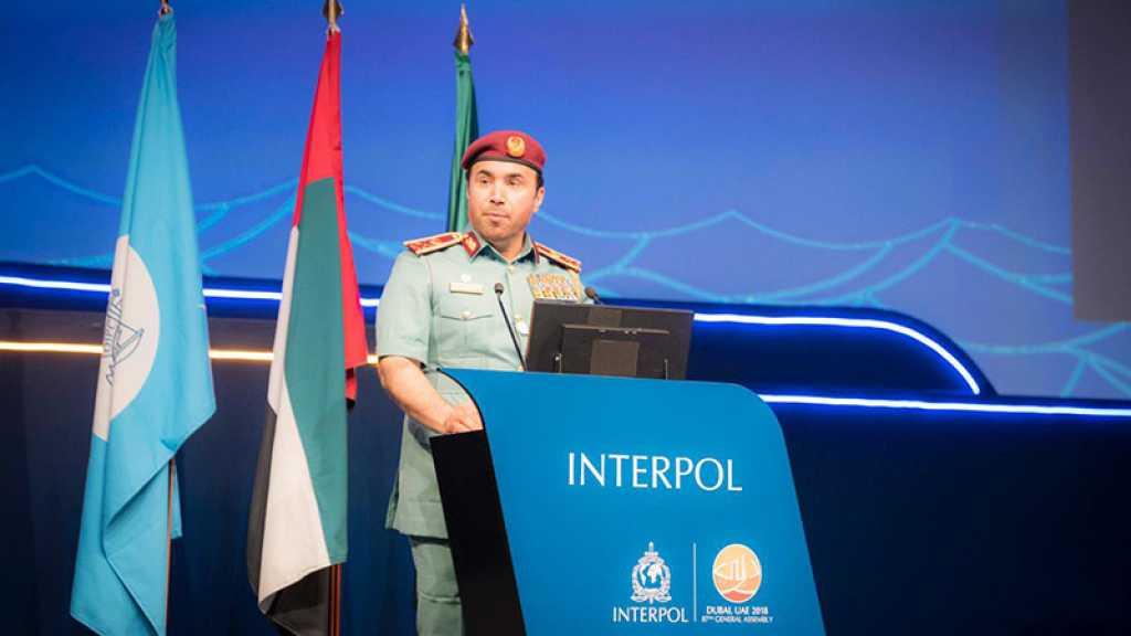 France: des parlementaires dénoncent une possible arrivée d'un haut responsable émirati à la tête d'Interpol