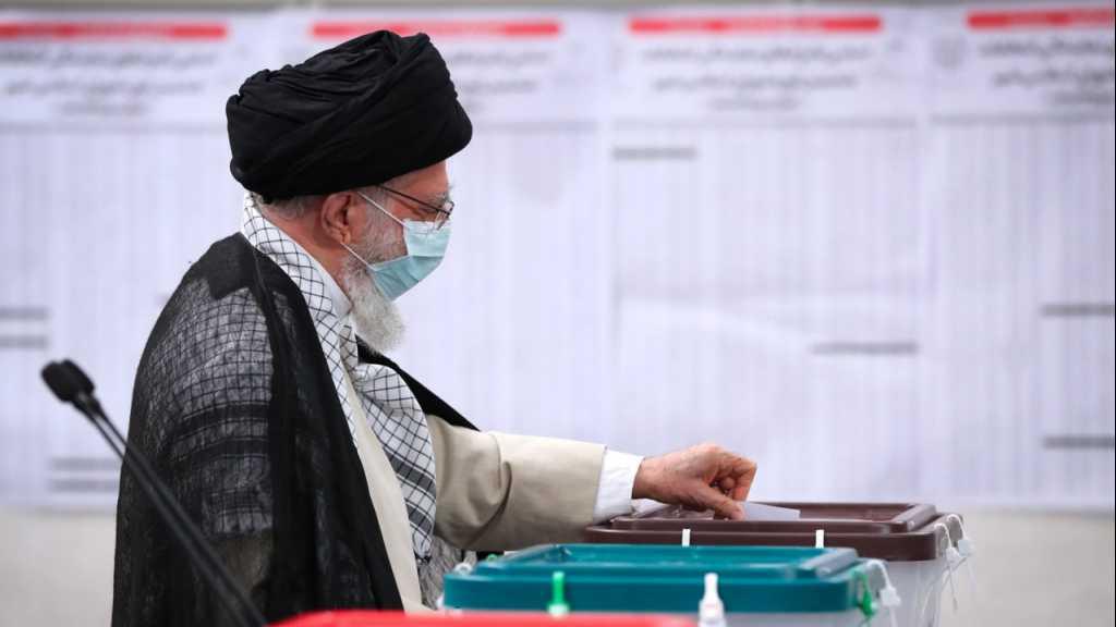 Présidentielles en Iran: Sayed Khamenei a voté ouvrant officiellement le scrutin