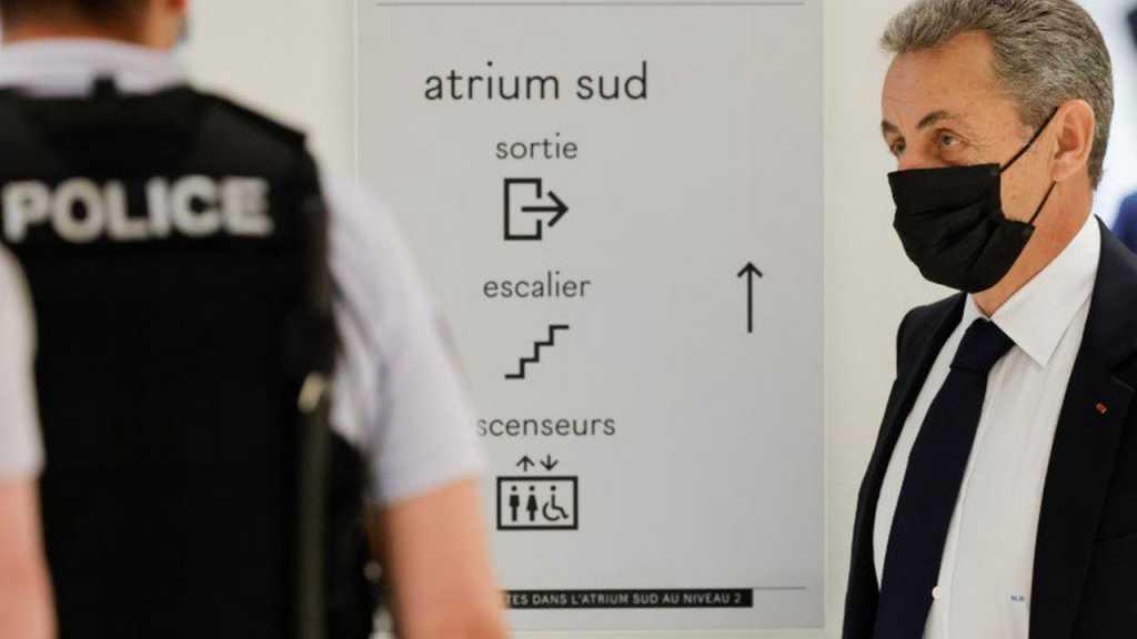 France: six mois de prison requis contre l'ex-président français Nicolas Sarkozy