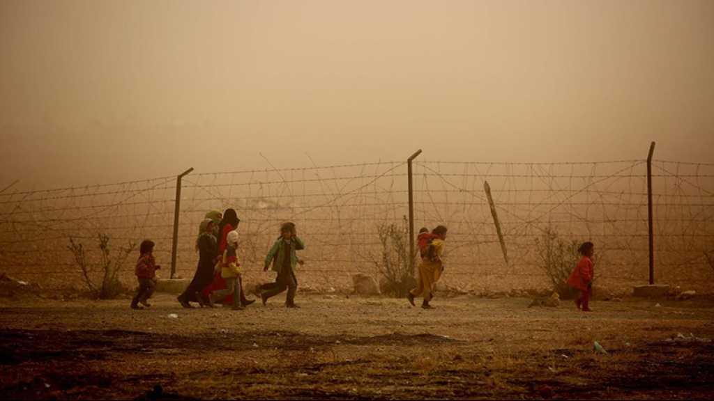Le nombre de déplacés à cause des guerres et crises a doublé en dix ans, rapporte l'ONU