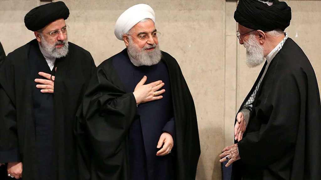Rohani, Raïssi et Zarif affirment l'importance de l'élection dans la prise de décision de la nation iranienne