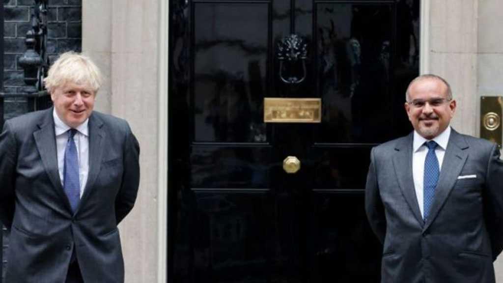 «Alimenter la répression»: Indignation après la rencontre de Boris Johnson avec le prince héritier de Bahreïn